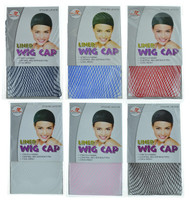 Assorted Wig Liner Mesh Caps (Dozen)
