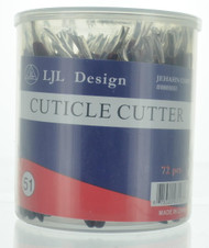 Nail Cuticle Cutter (Dozen/Can)