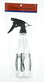 Spray Bottle - Printed 16oz (4 Dozen)
