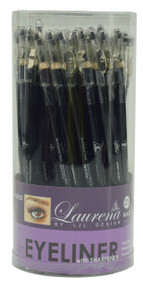"7"" Eyeliner with Sharpener (6 Dozen/Can)"