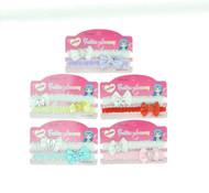 Butterfly Bow Baby Head Wrap (Dozen)