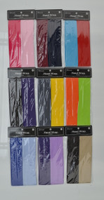 Assorted Head Wrap (Dozen)