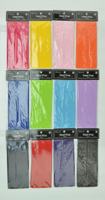 Wide Assorted Head Wrap (Dozen)