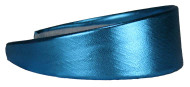 "2"" Metallic PVC Hair Band (Dozen)"