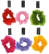 Assorted Scrunchy (Dozen)