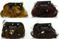 Assorted Hair Scrunchy (Dozen)