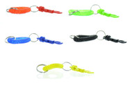 Spiral Wrist with Hook Keychain (Dozen)