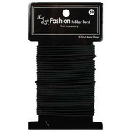 Thin Fashion Rubber Bands (Dozen)