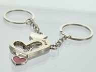 Cupid's Arrow Couple Keychain (Dozen)