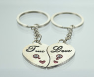 True Love Couple Keychain (Dozen)