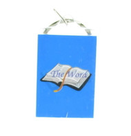 The Word Keychain (Dozen)