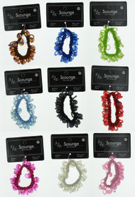 Design Hair Scrunchy 67 (Dozen)