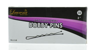 "2"" Black Bobby Pins (1 lb)"