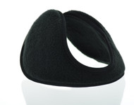 Black Polar Fleece Ear Muff (Dozen)