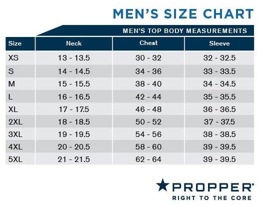 Men S Lightweight Tactical Shirt Short Sleeve Propper F5311