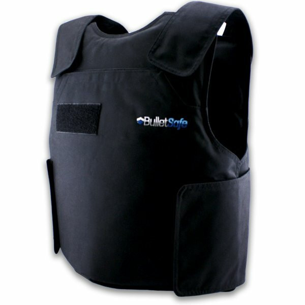 Bulletsafe Body Armour Vest Version 2.0