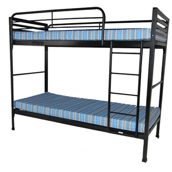 Space Saving Narrow Camp Bed 30 Bunk Bed W Mattresses