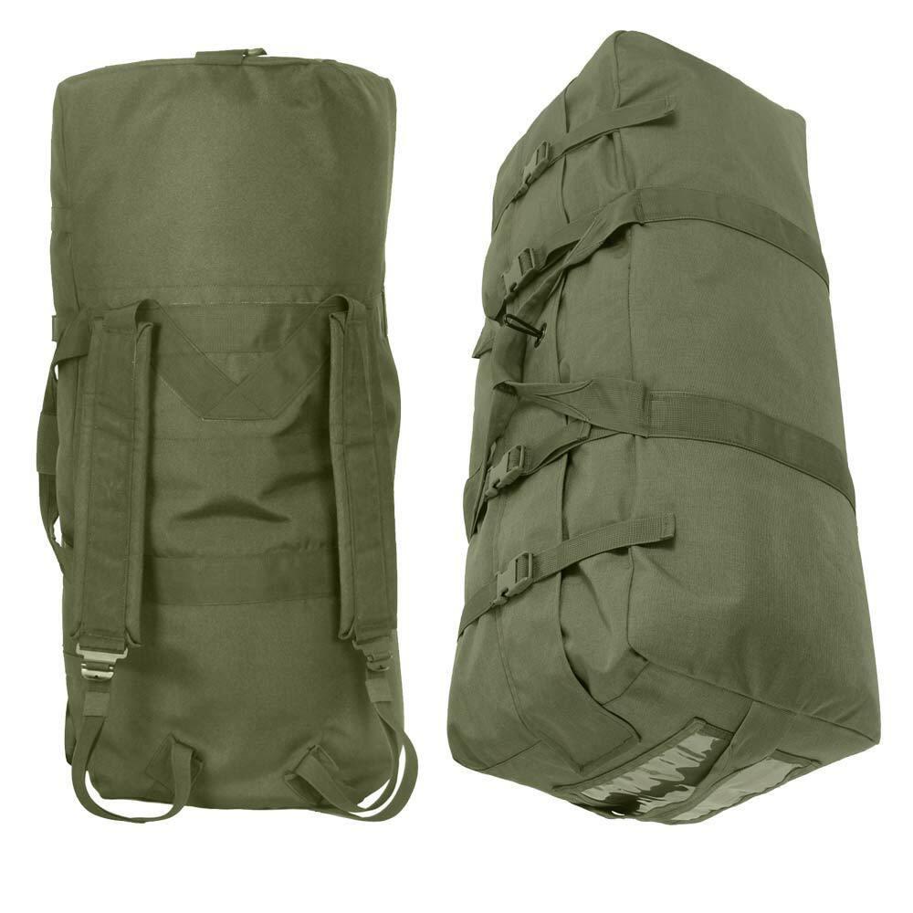 Khaki Camo Print Backpack Khaki 2 In 1 Duffle Bag Navy Backpack