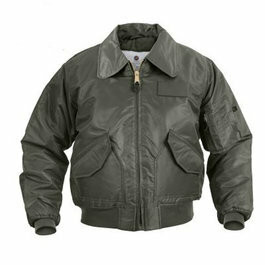 330e1ef519b ... CWU-45P Military Flight Jacket - Sage Green. Image 1. Image 2. Image 3.  See 2 more pictures