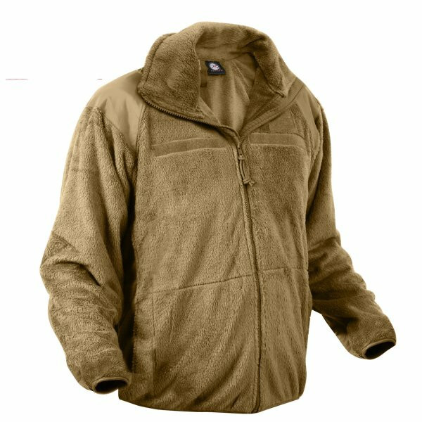 Generation III Level 3 ECWCS Fleece Jacket - Coyote Tan - Army Navy b312bb567df