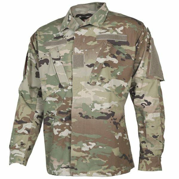 Scorpion OCP Army Combat Uniform Shirt - TRU-SPEC 1652 Armynavyoutdoors