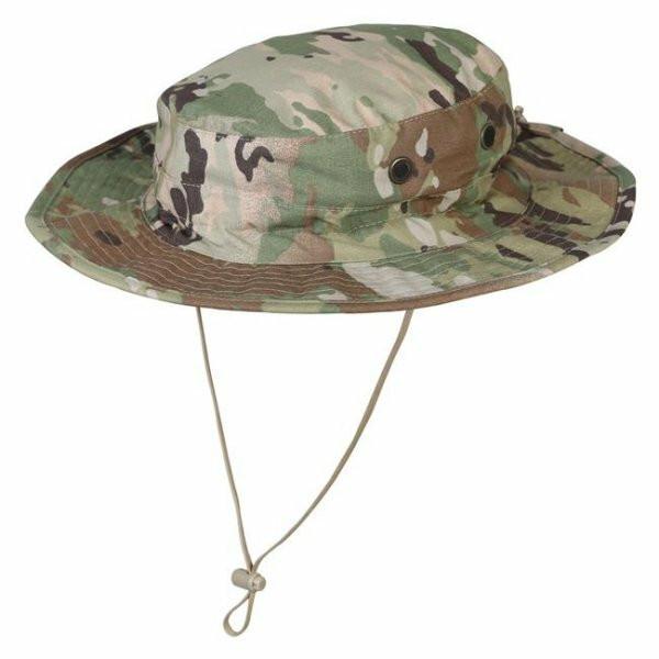 TRU-SPEC Nylon / Cotton Ripstop Gen II Adjustable Boonie Hat OSFM 1658 Armynavyoutdoors