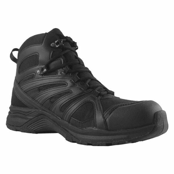 Altama Aboottabad Trail Mid WP Men's Black Boot 353201 armynavyoutdoors