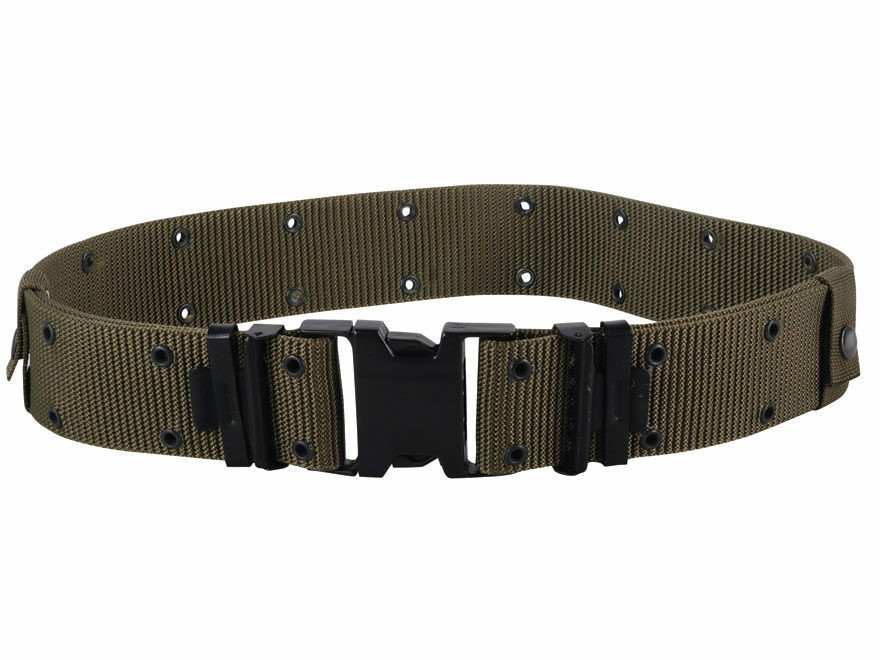Used G.I Pistol Belts surplus government issue