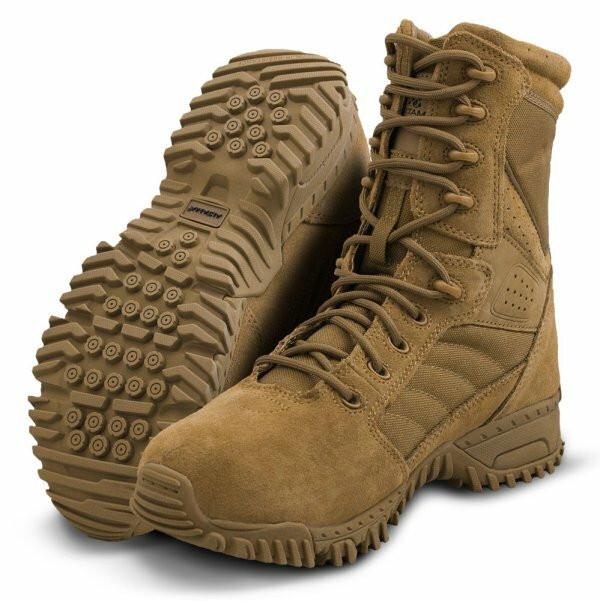"Altama Foxhound SR 8"" Tactical Boot Coyote 365803 armynavyoutdoors"