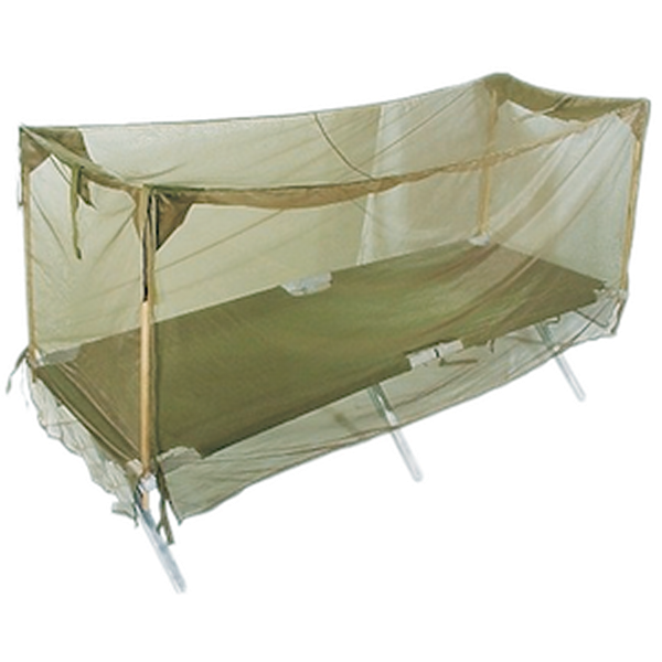 New Mosquito Net Gov. Issue w/ Poles armynavyoutdoors