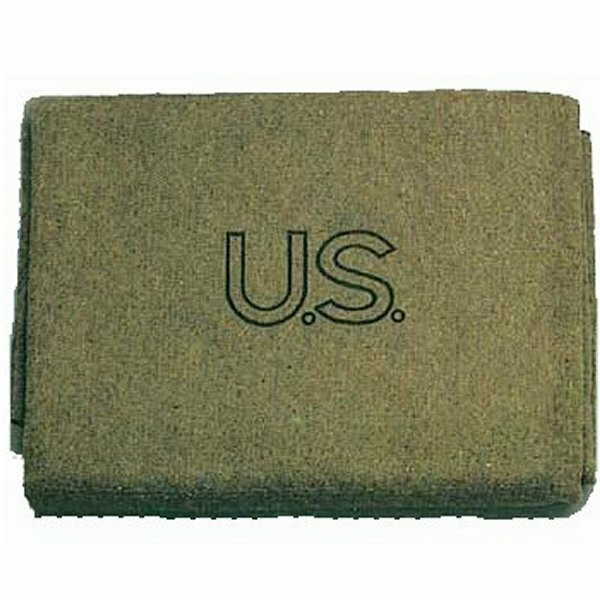 US Made Military Wool G.I. Blanket armynavyoutdoors