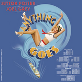Anything Goes Cast Recording CD