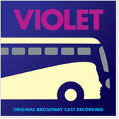 Violet Cast Recording CD
