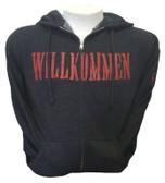 Cabaret Willkommen Hoody Sweatshirt