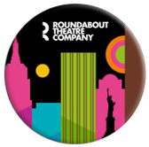 Roundabout Skyline Magnet