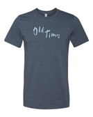 Old Times Logo Tee - Unisex