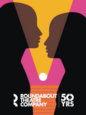Roundabout 50 Magnet