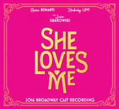 She Loves Me Cast Recording CD