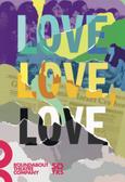 Love, Love, Love Magnet