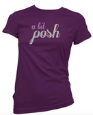 Love, Love, Love Posh Tee - Ladies