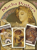 Mucha Poster Postcards