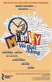 Merrily We Roll Along Poster