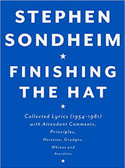 Finishing the Hat - Hardcover Book