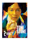 Toni Stone Magnet