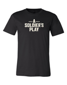 A Solider's Play Unisex Logo Tee