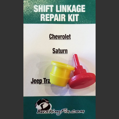 Chevrolet HHR shift bushing repair for transmission cable