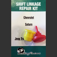 Pontiac G5 transmission shifter linkage repair kit