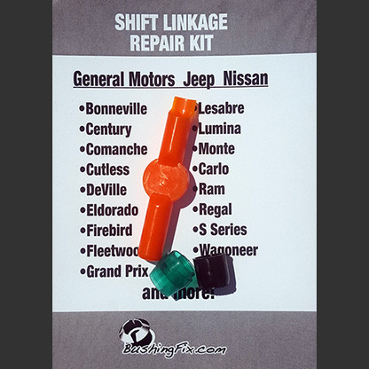 Chevrolet G30 bushing repair kit