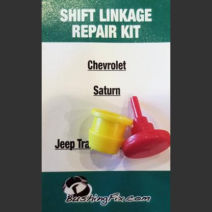 Pontiac G4 transmission shifter linkage repair kit