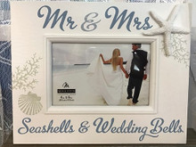 4x6 Wedding Photo Frame